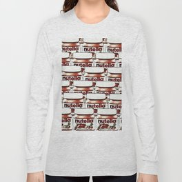 Nutella-63 Long Sleeve T-shirt