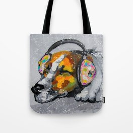 Blues for dog Tote Bag