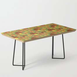 Mushroom Print in 3D Coffee Table