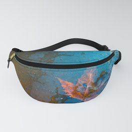 Leaf in my Pond Fanny Pack