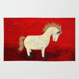 Vintage Pony Design Rug