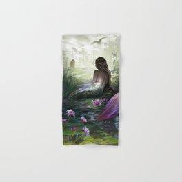 Little mermaid Hand & Bath Towel