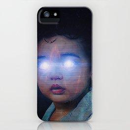 VIBRATION iPhone Case