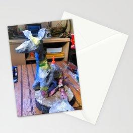 Art In Progress Stationery Cards