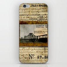Ephemera 2 iPhone & iPod Skin