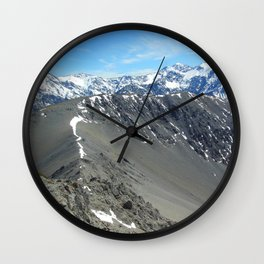 Where There Is No Path Wall Clock