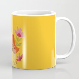 mandala bird Coffee Mug