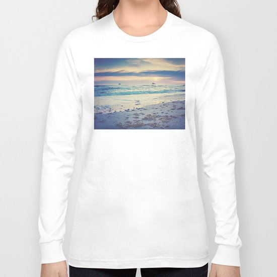 Blue Dreams Long Sleeve T-shirt