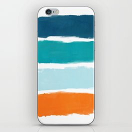 Day at the Beach iPhone Skin