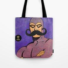 phantom moustache Tote Bag