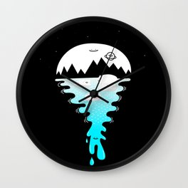 Winters Tale Wall Clock