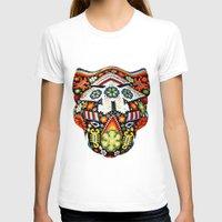 jaguar T-shirts featuring Jaguar by Jaramillo Velez
