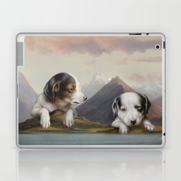 The Dogs Rest Laptop & iPad Skin