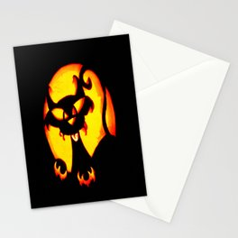 Halloween Trick or Treat Bag Stationery Cards