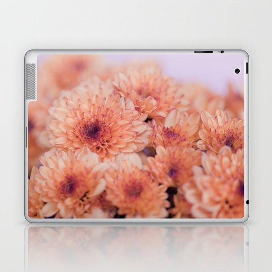 Chrysanthemum flowers 8605 Laptop & iPad Skin