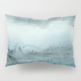 dissolving blues Pillow Sham