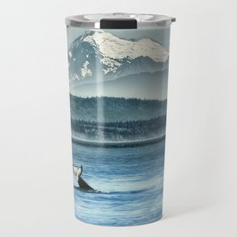 Whale Of A Tale Travel Mug