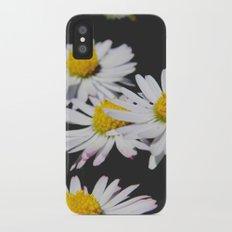 Daisies #1 iPhone X Slim Case