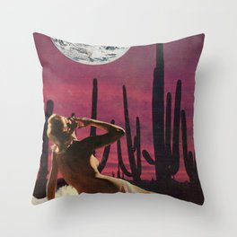 Cigarettes After Sex Throw Pillow