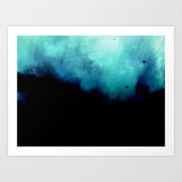 α Phact Art Print