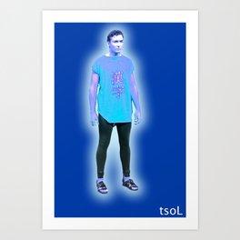 3.0d Art Print