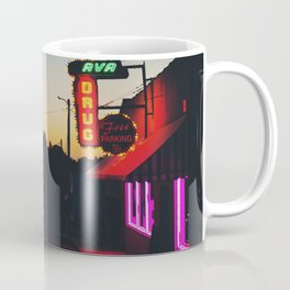 Ava drug, Missouri  Coffee Mug