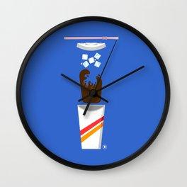 SODUH Wall Clock