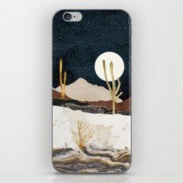 Desert View iPhone Skin