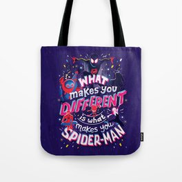 What's up danger Tote Bag