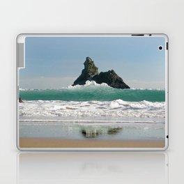 BroadHaven South Beach.Pembrokeshire.Wales. Laptop & iPad Skin
