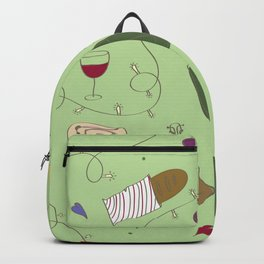 Huele a Navidad Backpack
