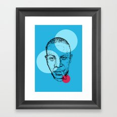 Robert Johnson Framed Art Print