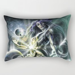 Motherdroid Rectangular Pillow