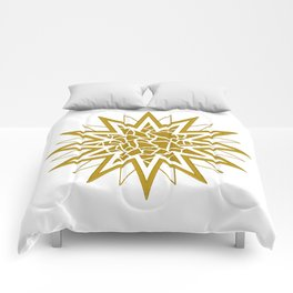 Star (gold) Comforters