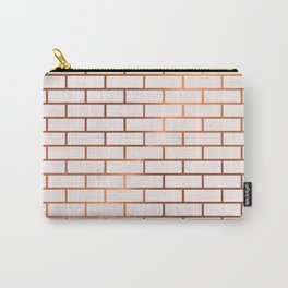 Copper Subway Tiles Carry-All Pouch