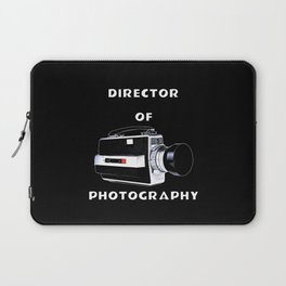 Director Of Photography Laptop Sleeve
