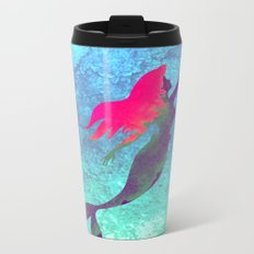 Disney's The Little Mermaid Metal Travel Mug