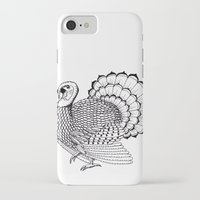 turkey iPhone & iPod Cases featuring Turkey by Martin Stolpe Margenberg