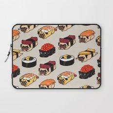 Sushi Pug Laptop Sleeve