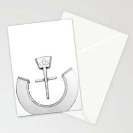 "Nazarene ""ن"" Stationery Cards"