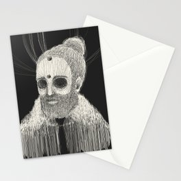 HOLLOWED MAN Stationery Cards