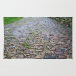 Cobblestones Pattern #1 Rug