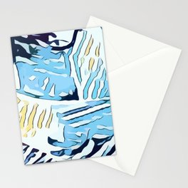 Water Nips Stationery Cards