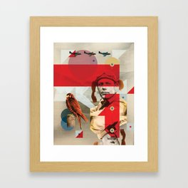 Pilots | 3 / 3 Framed Art Print