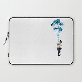 Banksy Balloon Girl Laptop Sleeve