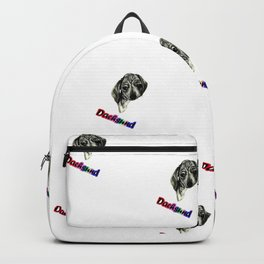Dachsund Backpack