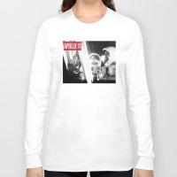 apollo Long Sleeve T-shirts featuring Apollo Tee by DvasaDva