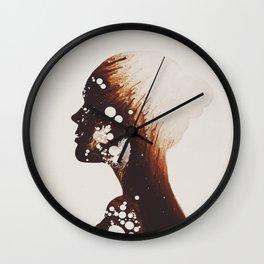 Evie Wall Clock