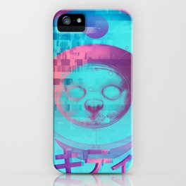 Kitty Of The Rising Sun iPhone Case