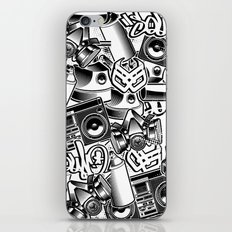 Tool iPhone & iPod Skin